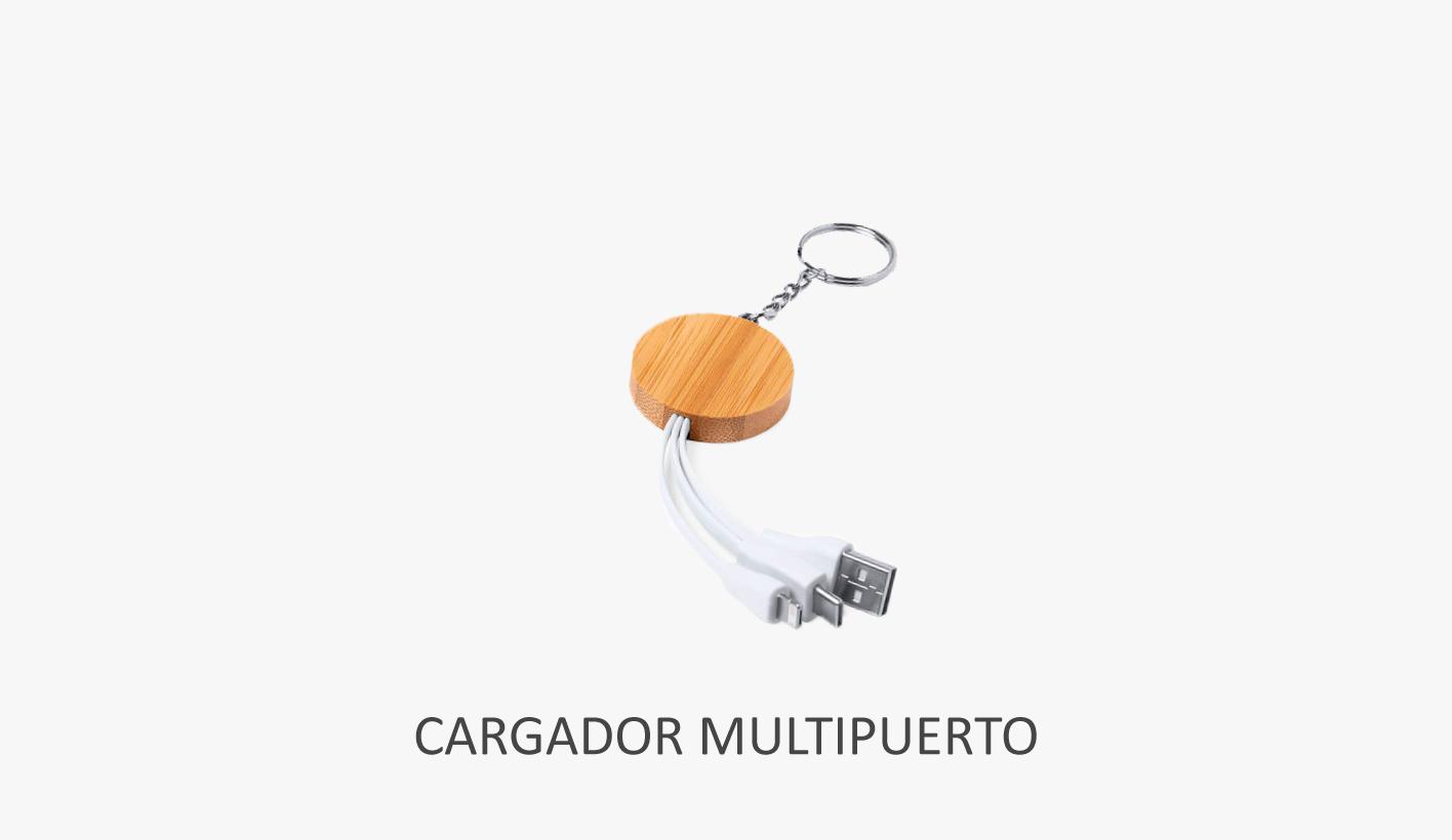 MULTIPUERTO-CARGADOR