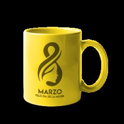Mug amarillo